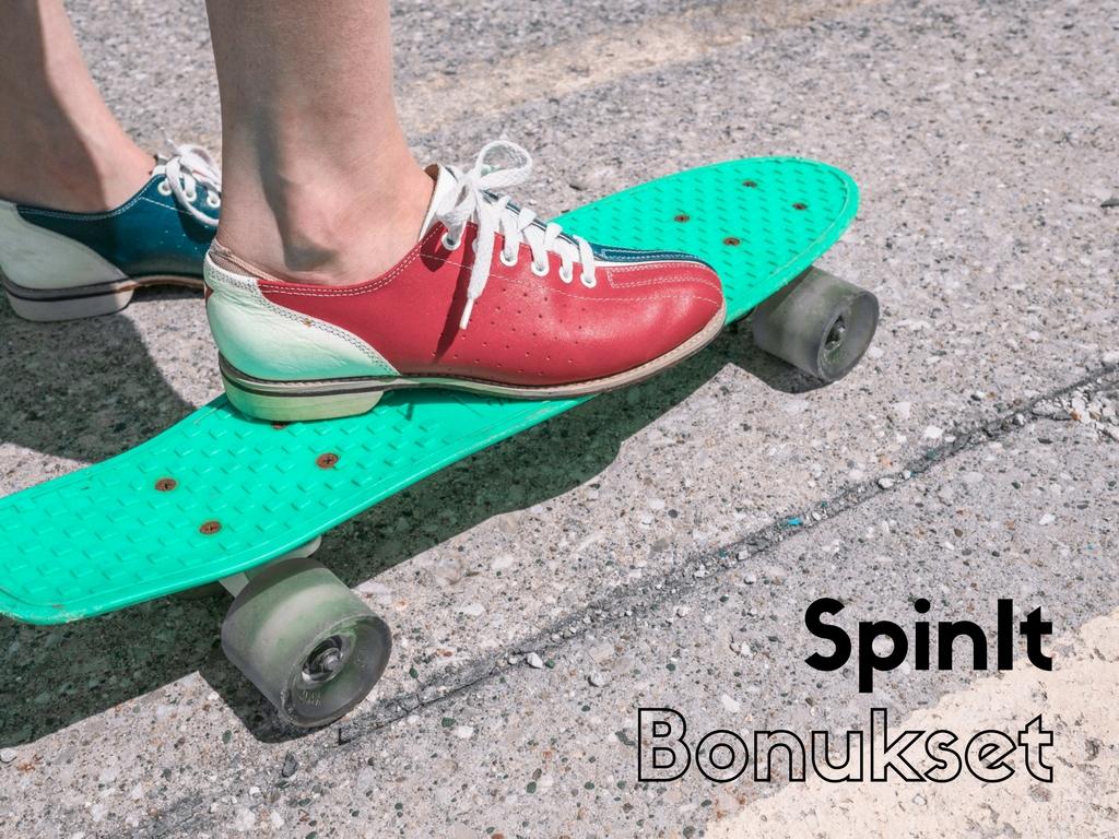 spinit-nettikasinon tarjoamat bonukset