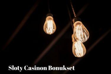 Sloty Casinon Bonukset
