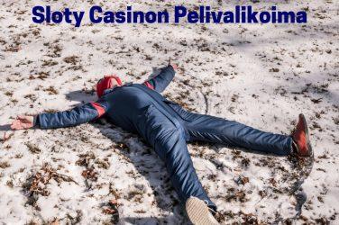 Sloty Casinon Pelivalikoima